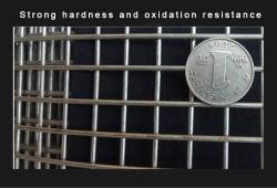 3mm 2X4 3X3 5X5 de hierro de cruce la plaza de la jaula Conejo cercas de acero inoxidable galvanizado en caliente recubierto de PVC Panel de malla de alambre soldado