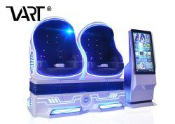 Passeios para o parque temático para venda Vr 2 Lugares Simulator 9D Cine 9D Simulador de máquina de jogos