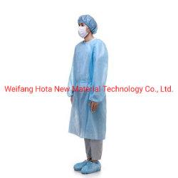 مستهلكة جراحيّة عمليّة عزل [غون/] صبور لباس طبّيّ