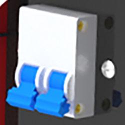 Modèle ZX7-500t moteur DC IGBT onduleur Machine à souder ensemble Nouveau produit Foe vente