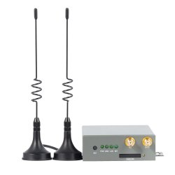 産業等級4G 3G Lte UMTS細胞VPN DTU SIMのカードスロットモデムのルーター