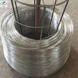 Fio Electro-Galvanized (arame ou fio de aço) para aplicação Diffferent