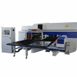 De alta calidad mecánica CNC punzonadora de torreta