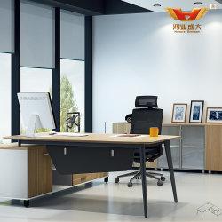 Ordinateur de bureau moderne et mobilier de bureau exécutif avec tiroir table (H85-0155)