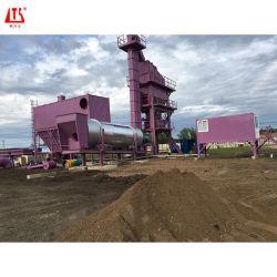 Impianto di miscelazione concreto dell'asfalto mobile della memoria di presa della fabbrica