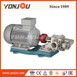 Haute pression de pompe à huile à engrenage externe (KCB)