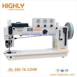 Hl-366-76-12 bras long du matériel de poids lourds de la machine à coudre