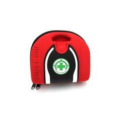 Cas étanche rouge personnalisé EVA Mini Petite trousse de premiers soins de Voyage pour l'outil stéthoscope