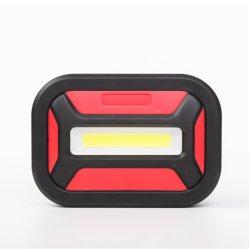 Indicatore luminoso portatile del lavoro del LED, indicatori luminosi impermeabili di riparazione di controllo dell'automobile IP65 della PANNOCCHIA 10W del proiettore ricaricabile di zona con la maniglia magnetica