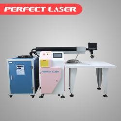 500W allusion de la machine de soudage au laser en aluminium