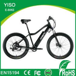 Nuovo EEC, TUV, RoHS, grasso caldo della bici della montagna E bici grassa elettrica della batteria di /Buke Removabke di 26 pollici con la gomma 4.0