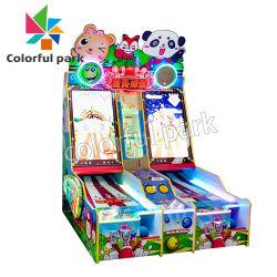 Parco colorato Bowling attrezzatura per bambini gioco video macchina