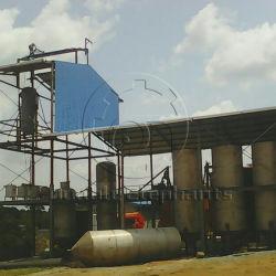 製油所の食糧石油機械のための大容量原油の製油所 世界各地でのピーナッツ製油所小規模販売