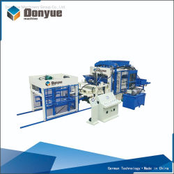 Betonstein Qt8-15, der Maschine herstellt