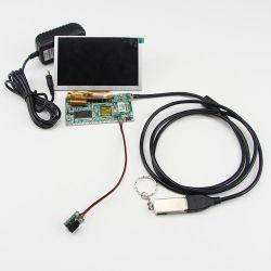 OEM индивидуальные электронные цифровые видео модуль для поздравительных открыток