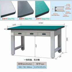 Taller personalizado Herramienta Garaje de almacenamiento armarios Workbench Carrito de la estación de trabajo la combinación de metal de la fábrica China
