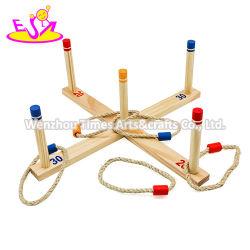 어린이용 야외 나무 후드와 링 게임을 사용자 지정할 수 있습니다. W01d064
