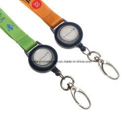 Высокое качество пользовательских Rhinestone мелочь горловины шнурки с брелок для телефона USB, MP3, ID Card и цепочке для ключей
