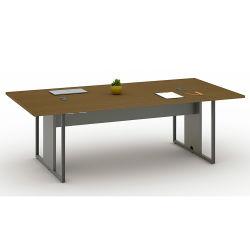 패션 목조 MFC 8인 회의 테이블