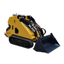 Qualidade estável Multi-Usage Mini Escavadeira carregadora de direção deslizante