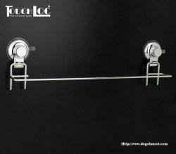 Dg-Sf1014E-C Dogo Rustproof serviette Bar en acier inoxydable avec support à ventouse