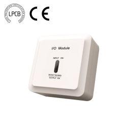 Lpcb Certification Système d'alarme incendie adressables Module de sortie d'entrée