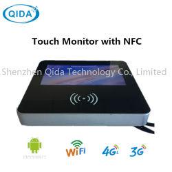 Monitor LCD TFT robusti da 10.6 pollici per uso militare personalizzati