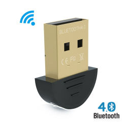 Receptor de sonido de música V4.0 transmisor Bluetooth Adaptador Bluetooth USB Wireless Bluetooth Dongle