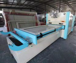 Heiße PVC-Dachbahn 3D Vakuum-Presse-Maschine für die Holzbearbeitung