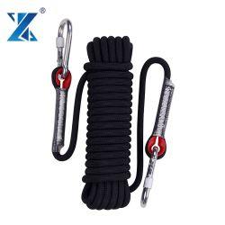 corda/nastro statici di /Bicolor della doppia corda di nylon Braided di 11mm una corda/corda rampicante corda dinamica