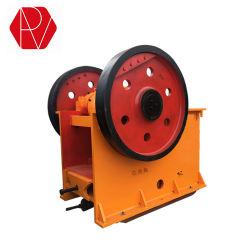 broyeur à mâchoires de grande capacité pour la ligne de production de minerai de fer usine de broyage