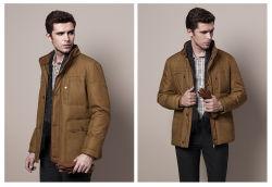 2021 새로운 스타일의 따뜻한 겨울 남성용 패딩 재킷 ODM 윈터 의류 블랙 캐주얼 사용자 지정 패션 의류 방수 재킷
