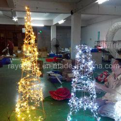 أضواء LED إضاءة حلزونية أضواء إضاءة صغيرة عيد ميلاد المسيح عرس ديكور