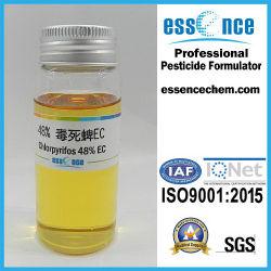CAS:2921-88-2 농약 살충제 가장 관리 48% EC 클로르피리오스