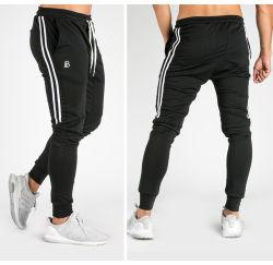 Оптовая торговля сшивания скобками хлопка моды Streetwear мужчин брюки брюки