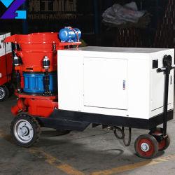 China Zuverlässiger Hersteller Elektro-Schrotspritze Mit Mobiler Trockenmischung
