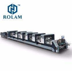 Haute vitesse intelligent automatique 4 6 coins dossier Boîte de papier Gluer (XL-1100)