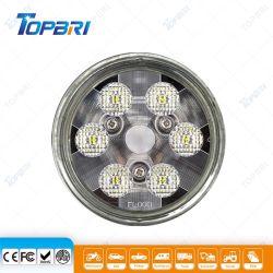 Auto-verlichting 18W Landbouw LED-werklampen voor trekkers met aanhanger