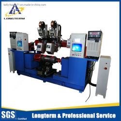 LPG 실린더를 위한 완곡한 솔기 용접 기계