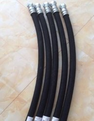 A melhor fabricante de peças do compressor de ar no tubo de ar de borracha 0574991105 China-Compressor Conjunto da Mangueira
