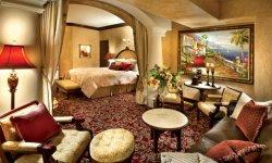 Contrat de mobilier en acajou globale de l'hôtel Marriott chambre à coucher Meubles rembourrés de feuillus