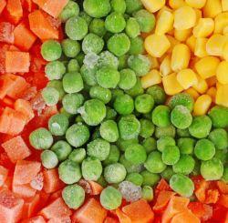 Venta a granel Nuevo mezcla de verduras congeladas marca Mezclar las verduras