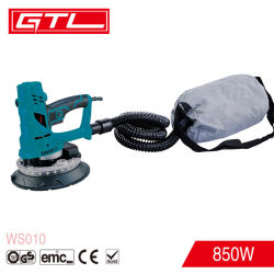 La puissance des outils à main Self-Absorptton 850W Ponceuse à mur sec (WS010)