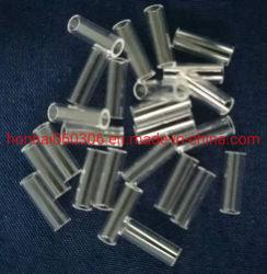 Fusible verre auto tube/ fusible électrique rapide fusible tube de verre