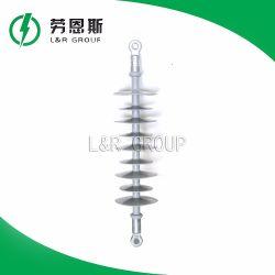 33kv 70kn isolant de polymère isolateur en caoutchouc de silicone