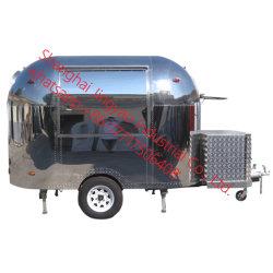 Electr Food Vend شاحنة كاميون Food Truck A Vendr رخيصة مقطورة شاحنة الطعام