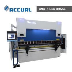 Los frenos de 300X5000 lámina metálica con CE y SGS placa del tubo de CNC Máquina de salto de la prensa Wc67k 300t/5000mm