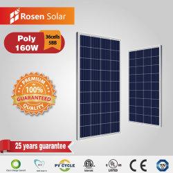 Rosen PV Poly fotovoltaico 160W de paneles solares comerciales