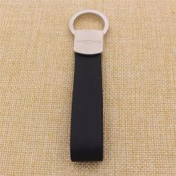 Cuoio su ordinazione Keychain di modo di alta qualità poco costosa all'ingrosso