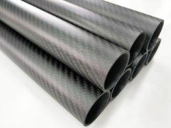 OEM Mejor Precio 100% de fibra de carbono Custom-Made Real tubo resistente a la corrosión de tubos de carbono